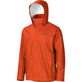Marmot PreCip Jacket Herr orange haze